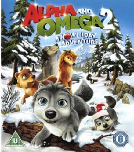 Alpha And Omega 2 - A Howl-iday Adventure Blu-Ray (import)