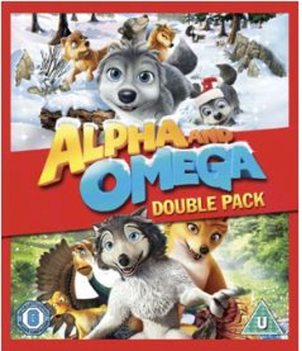 Alpha And Omega 1+2 Blu-Ray (import)
