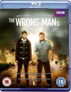 The Wrong Mans Säsong 1 Blu-Ray (import)