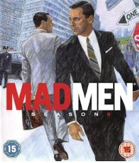 Mad Men - Säsong 6 (Blu-ray) import