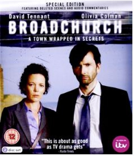 Broadchurch - Säsong 1 (2-disc) (Blu-ray) (Import)