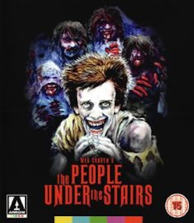People under the stairs (Blu-ray) (Import) från 1991