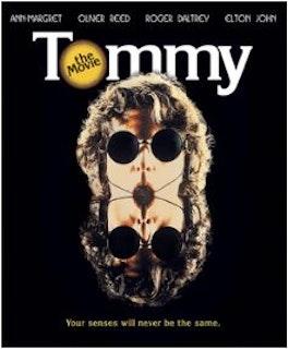 Tommy - Digitally Remastered (Blu-ray) (Import) från 1975