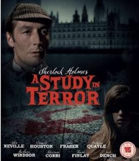 Sherlock Holmes - A Study in Terror (1965) (Blu-ray) (Import)