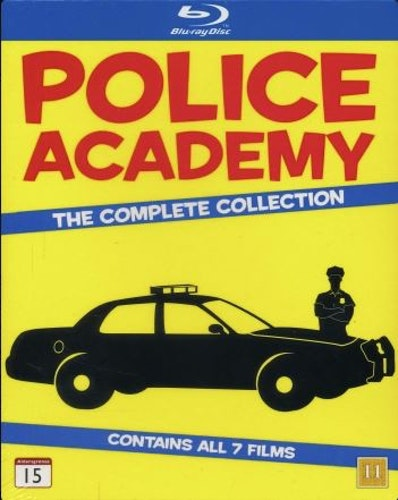 Polisskolan - Complete Collection (Blu-ray)
