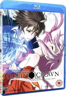 Guilty Crown Säsong 1 - Part 1 Blu-Ray (import)