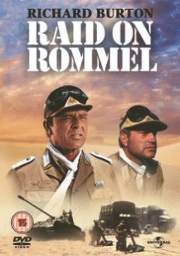 Raid On Rommel DVD (import) från 1971