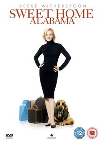 Sweet home Alabama DVD (Import Sv.Text)