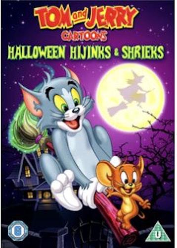 Tom And Jerry - Halloween Hijinks and Shrieks DVD (import)