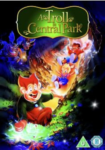Troll in Central Park DVD (Import Sv.Text)
