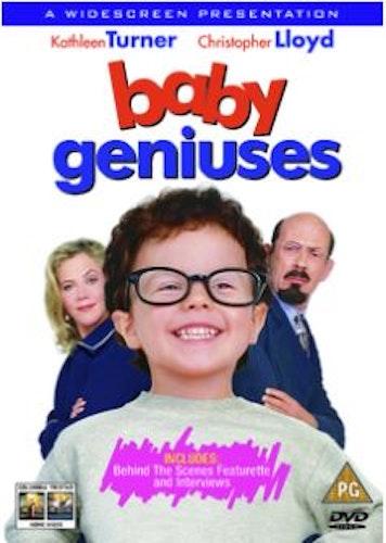 Baby geniuses DVD (Import Sv.Text)