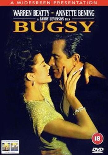 Bugsy DVD (Import)