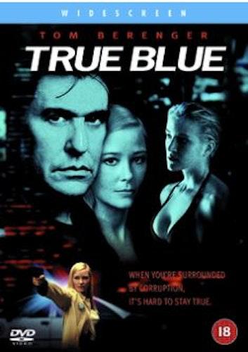 True blue DVD (import)