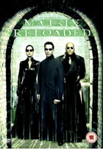 Matrix 2 - Reloaded DVD (Import Sv.Text)