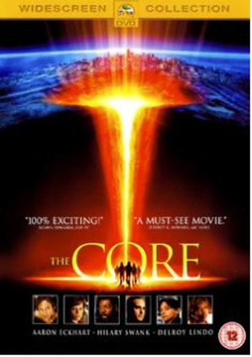 The Core DVD (Import Sv.Text)