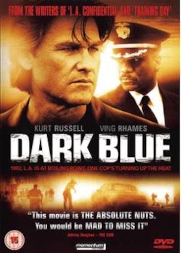 Dark blue DVD (Import)