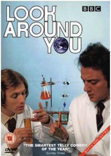 Look Around You Säsong 1 DVD (import)