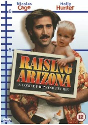 Raising Arizona DVD (Import Sv.Text)