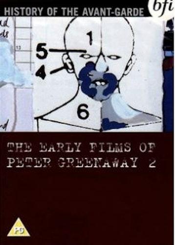 Early Films Of Peter Greenaway - Volume 2 DVD (import)