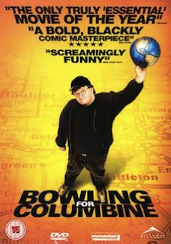 Bowling for Columbine DVD (Import)