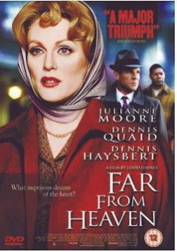 Far from heaven DVD (Import)