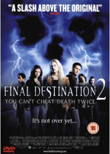 Final destination 2 DVD (Import)