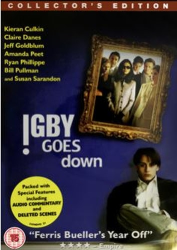 Igby goes down DVD (import)