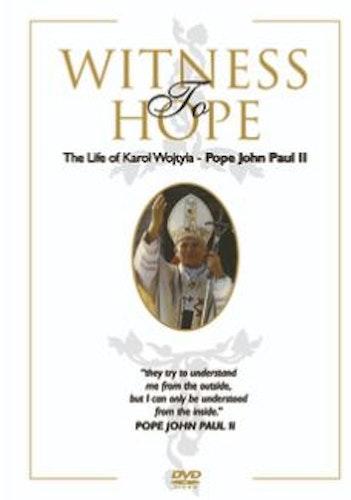 Witness To Hope - The Life Of Karol Wojtyla - Pope John Paul II DVD (import)