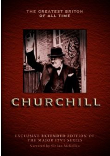 Churchill - The Greatest Briton Of All Time DVD (import)