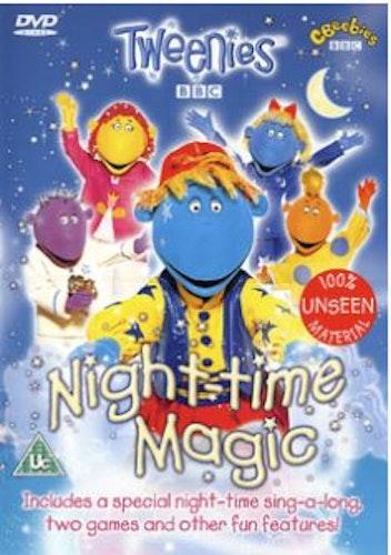 Tweenies - Night - Time Magic DVD (import)