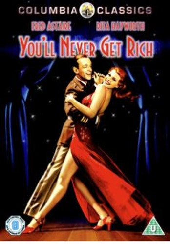 You'll never get rich DVD (Import Sv.Text)
