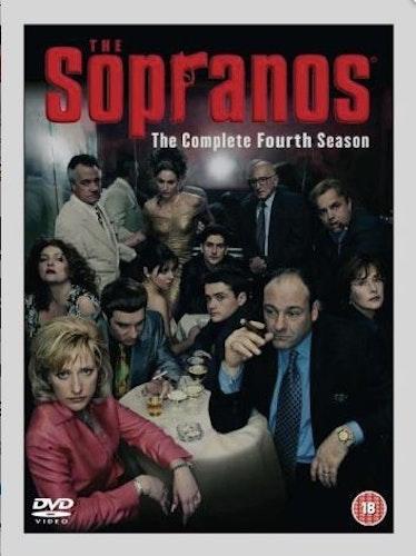 Sopranos - Säsong 4 (4-disc) DVD