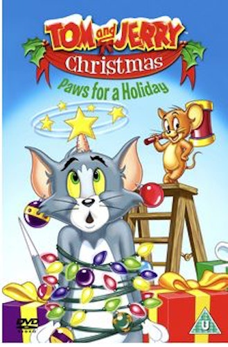 Tom And Jerry - Tom and Jerrys Christmas DVD (import)