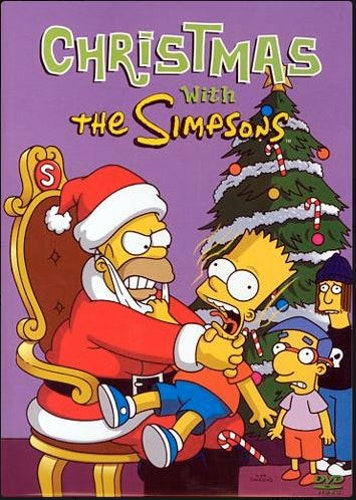 Simpsons - Christmas with DVD (import)