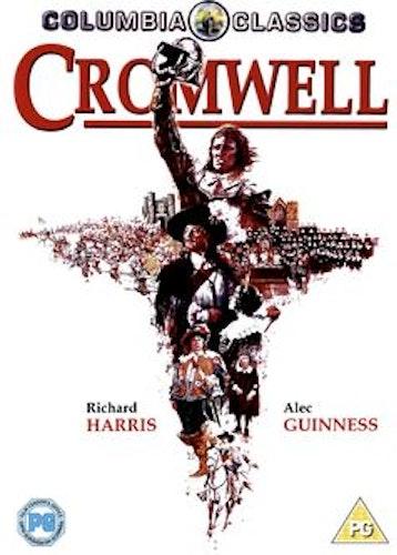 Cromwell DVD (Import Sv.Text) från 1970