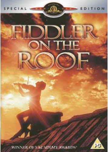 Spelman på taket/Fiddler on the Roof - Special edition (2-disc) DVD (Import Sv.Text) från 1971