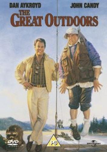 Vrålet från vildmarken/Great outdoors DVD (Import)