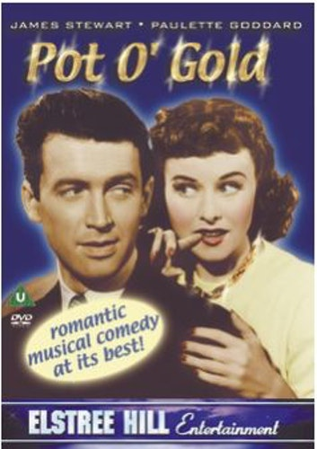 Pot O' Gold DVD (import) från 1941