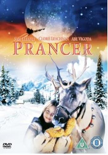 Tror du på tomten Jessie/Prancer DVD (Import Sv.Text)