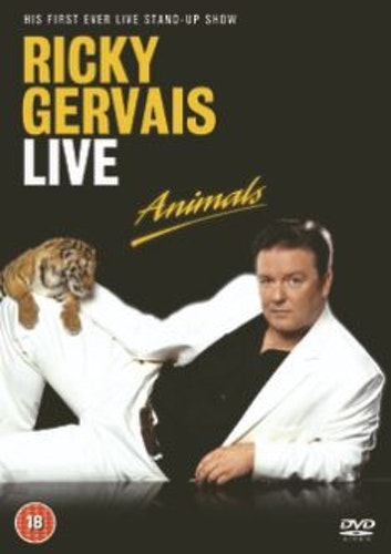 Ricky Gervais - Live - Animals DVD (import)
