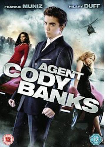 Agent Cody Banks DVD (import)