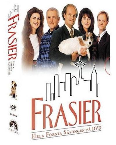 Frasier - Säsong 1 (4-disc) DVD