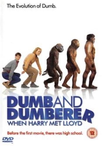 Dum och ännu dummare DVD (import)