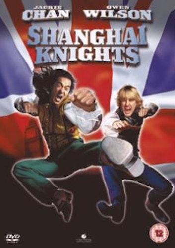 Shanghai Knights DVD (Import)