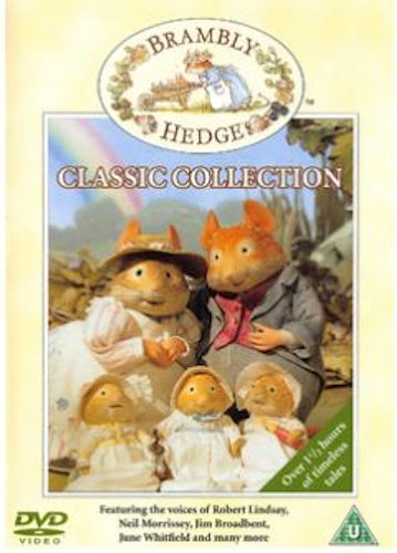 Brambly Hedge - Classic Collection DVD (import)