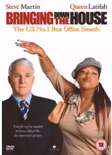 Bringing down the house DVD (Import Sv.Text)