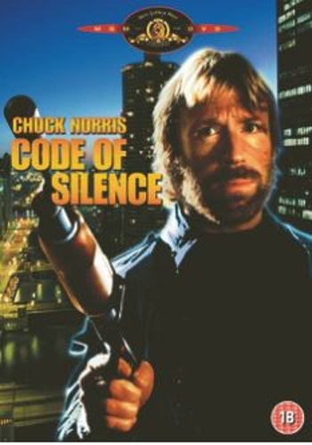 Code of Silence DVD (Import)