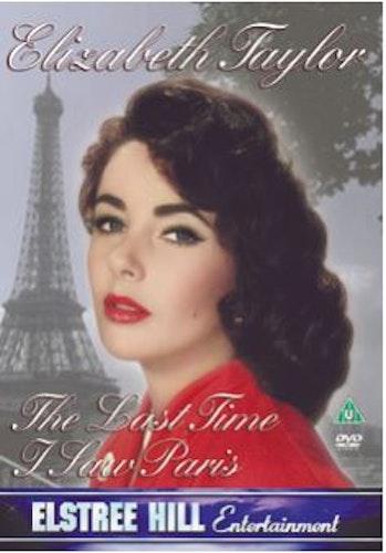 The Last Time I Saw Paris DVD (Import) från 1954