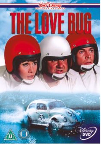 Herbie - Love bug DVD (Import) från 1968