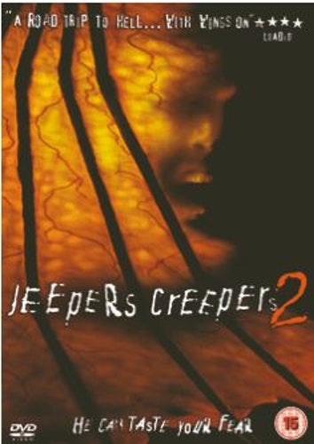 Jeepers Creepers 2 DVD (Import)